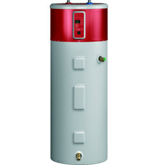 A heat pump water heater
