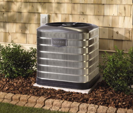A maytag heat pump
