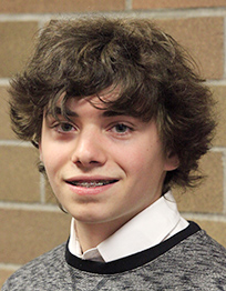 Michael Dickens, 2016 Youth Tour delegate