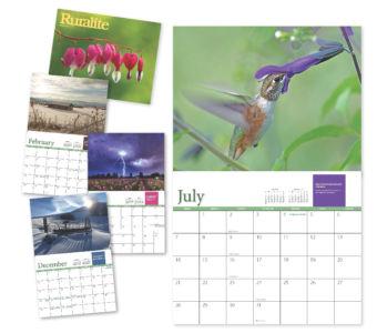2019 Ruralite Calendar