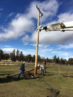 setpole replacement